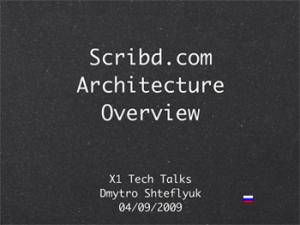 scribd-tech-talk